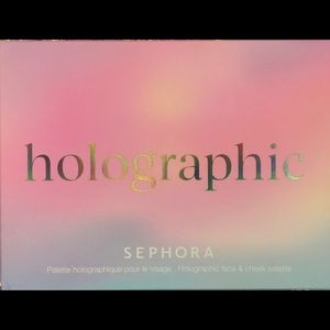 SEPHORA COLLECTION Holographic Face & Cheek